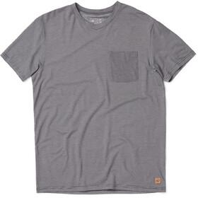 tentree Micro Boulder Pocket T-Shirt Herren meteorite black micro stripe